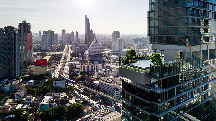 THE BANGKOK SATHORN