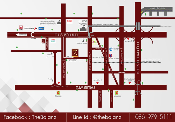 THE BALANZ PINKLAO - SAI 5 (เดอะลานซ์ ปิ่นเกล้า-สาย 5)