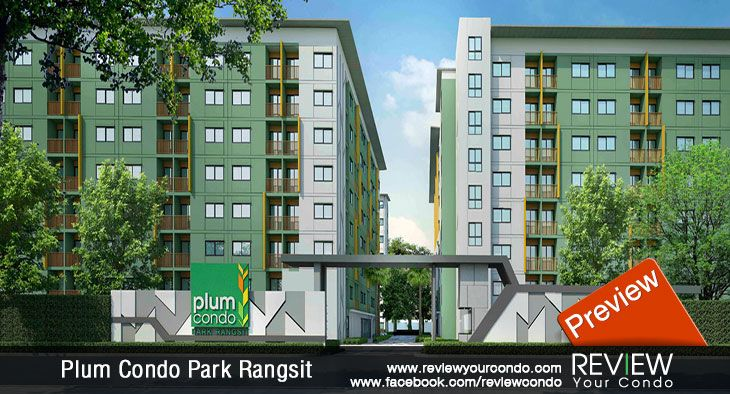 Plum Condo Park Rangsit (PREVIEW)