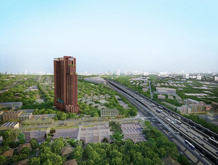"""""""ลุมพินี เพลส รัชดา-สาธุ"""" คอนโดสไตล์ Modern Chinese ใจกลางเมืองย่านสาธุประดิษฐ์ เริ่ม 2.28 ลบ. 25 พ.ย.นี้"""