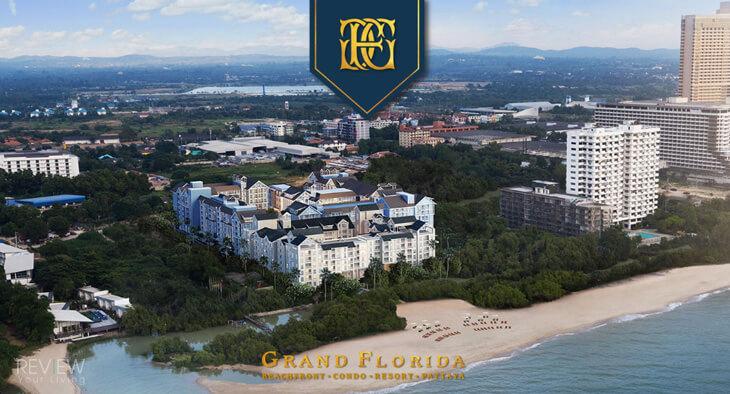 GRAND FLORIDA Beachfront Condo Resort Pattaya - แกรนด์ ฟลอริดา บีชฟร้อน คอนโด รีสอร์ท พัทยา (PREVIEW)