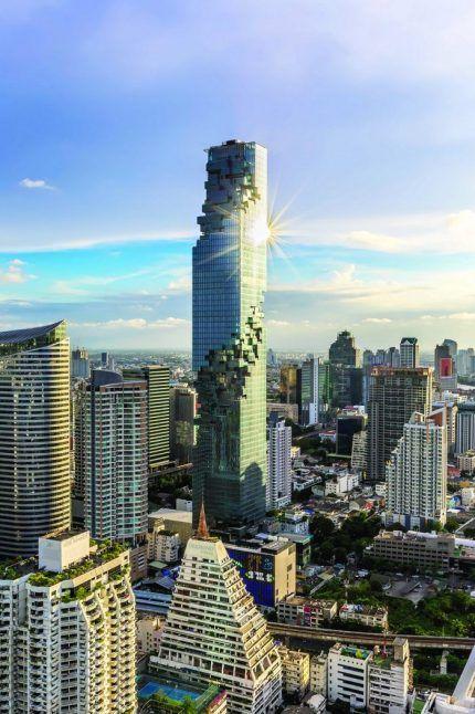 5 เรื่องสุดว้าว ของที่พักลักชัวรี่ บนตึกที่สูงที่สุดในประเทศไทย