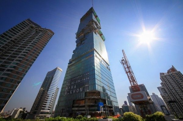 'เพซ' ประกาศความสำเร็จ 'โครงการมหานคร' สร้างถึงจุดสูงสุดชั้น 77  ที่ความสูง 314 เมตร ขึ้นแท่นอาคารที่สูงที่สุดของไทย