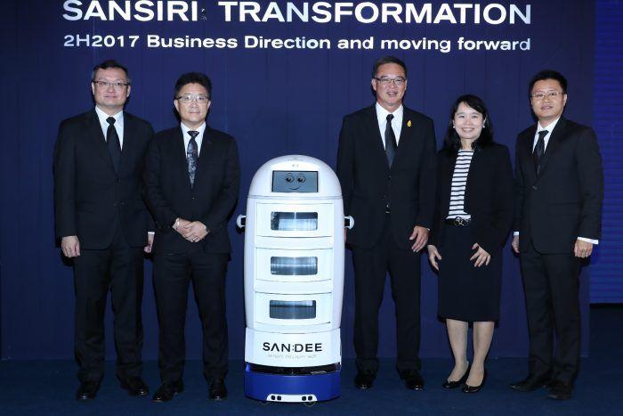 """แสนสิริเปิดแผนธุรกิจ """"Sansiri Transformation"""" สู่การขับเคลื่อนองค์กรครั้งใหญ่ ผนึกแผนครึ่งหลังเปิดอีก 16 โครงการใหม่ มูลค่ารวมกว่า 39"""