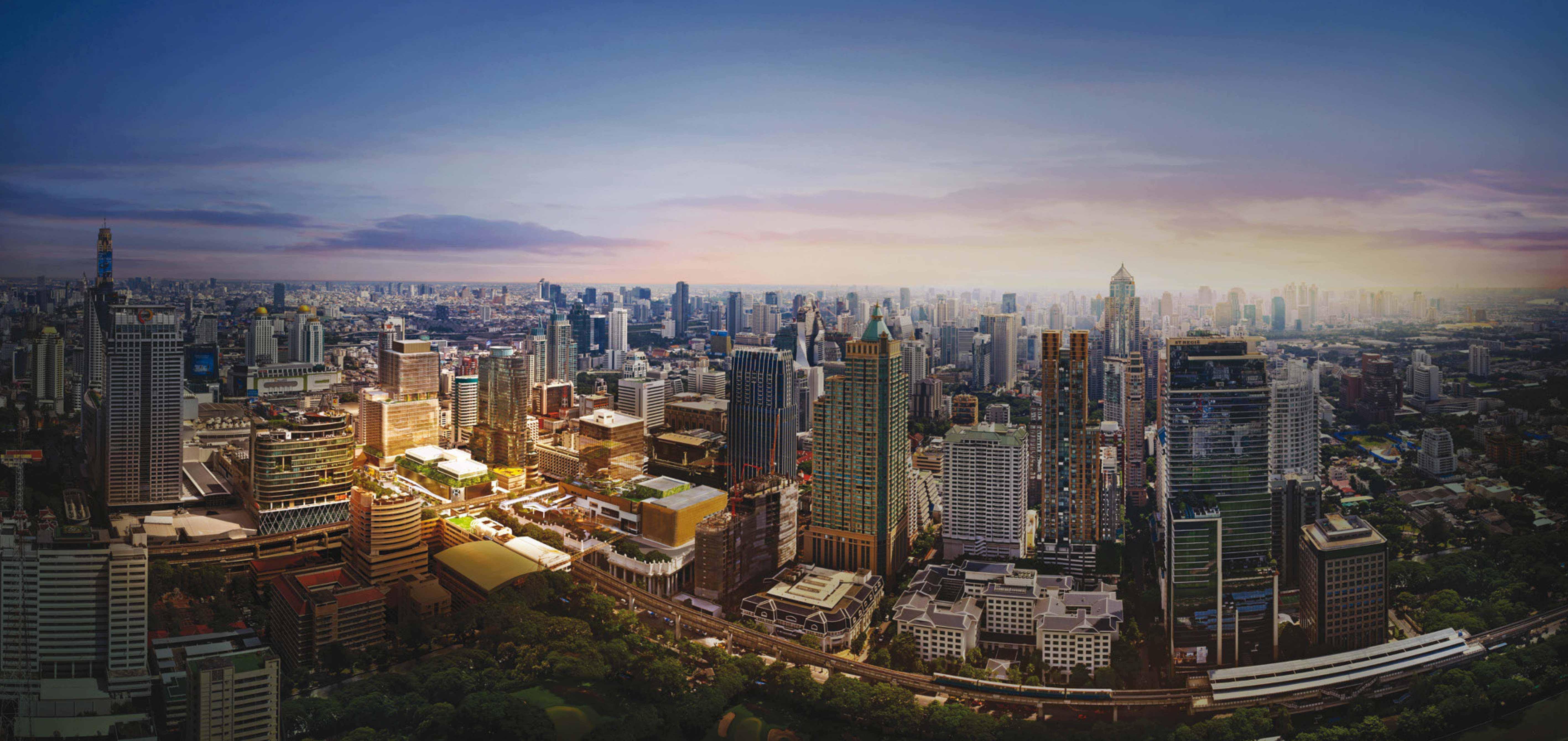 """เกษร พร็อพเพอร์ตี้ เปิดตัว """"GAYSORN VILLAGE – เกษรวิลเลจ"""" ครั้งแรกในเมืองไทยกับอาณาจักรธุรกิจ และไลฟ์สไตล์ในรูปแบบวิลเลจใจกลางกรุง"""