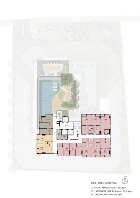 Lumpini Selected Sutthisan-Saphan Khwai-project-14