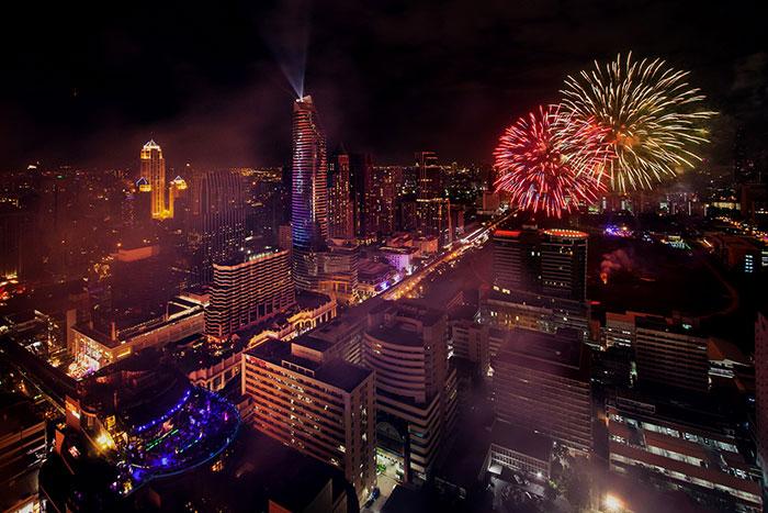 กรุงเทพมหานครตอกย้ำเมืองท่องเที่ยวยอดนิยมสูงสุดของโลก คาดดึงดูดนักท่องเที่ยวร่วมฉลองปีใหม่มากกว่า 780