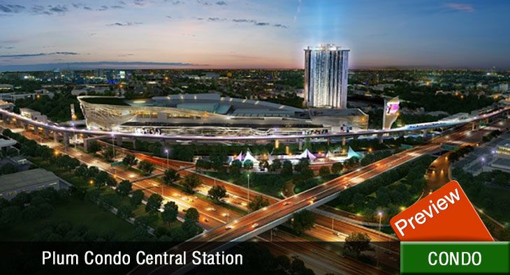 Plum Condo Central Station (PREVIEW)