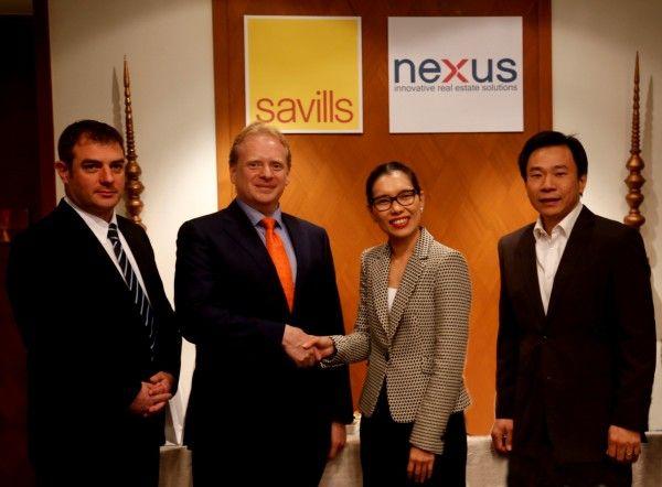 ซาวิลส์ วางเป้าโตพร้อมขยายธุรกิจในประเทศไทยเพิ่มความร่วมมือทางธุรกิจใหม่