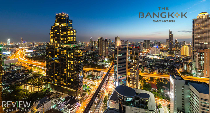 THE BANGKOK SATHORN ที่สุดของความหรูหรา บนทำเลดีที่สุดแห่งสาทร