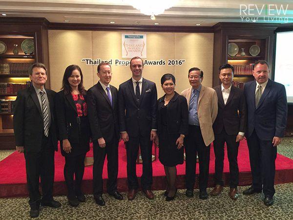Thailand Property Awards ครั้งที่ 11 คึกคัก ประกาศรายชื่อ 36 บริษัทอสังหาริมทรัพย์  เข้าชิงชัย 33 ประเภทรางวัล