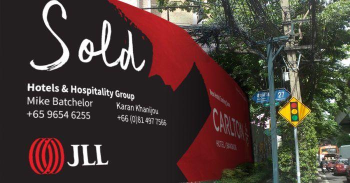 ครึ่งแรก ปี 60 การลงทุนซื้อขายโรงแรมในไทยทะลุหมื่นล้านบาท