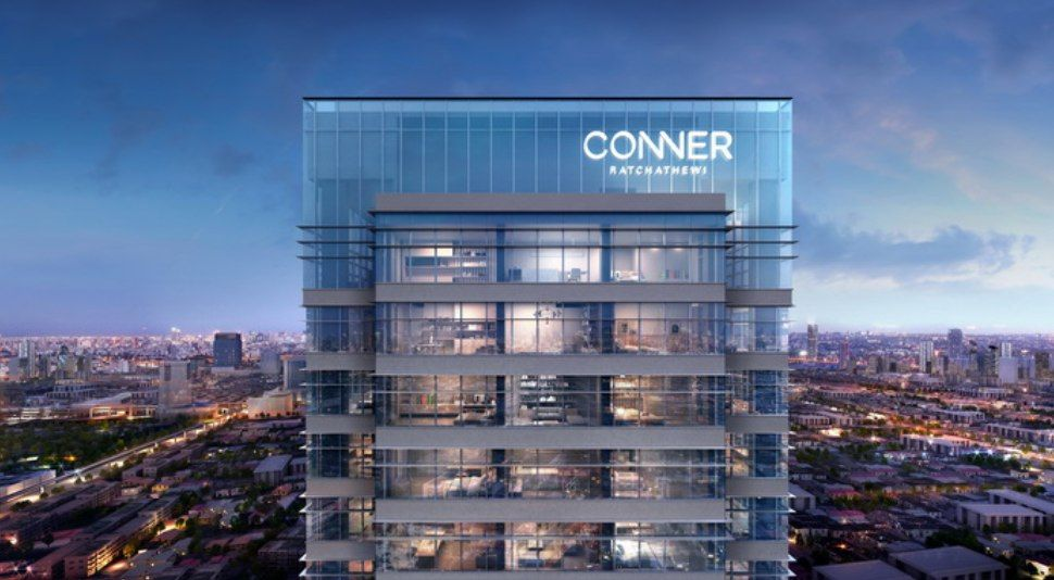 เดอะ ครีเอเตอร์ส เอชคิว ร่วมทุน แสงฟ้าก่อสร้าง เปิดตัวโครงการ CONNER Ratchathewi คอนโดระดับลักชัวรี่ มูลค่า 3.2 พันล้านบาท
