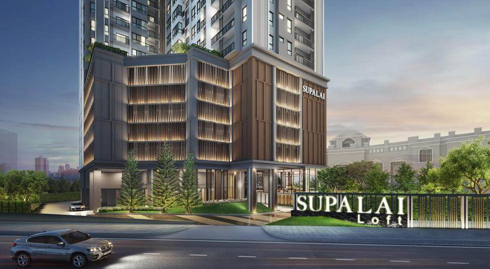 Supalai Loft Prajadhipok-Wongwian Yai - ศุภาลัย ลอฟท์ ประชาธิปก-วงเวียนใหญ่ (PREVIEW)