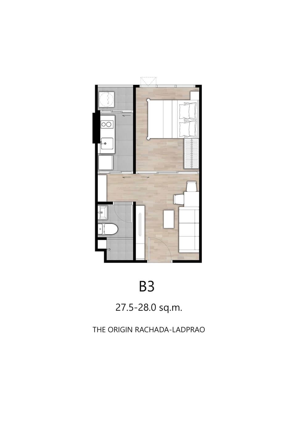 Review The Origin Ratchada Ladprao E.1 11