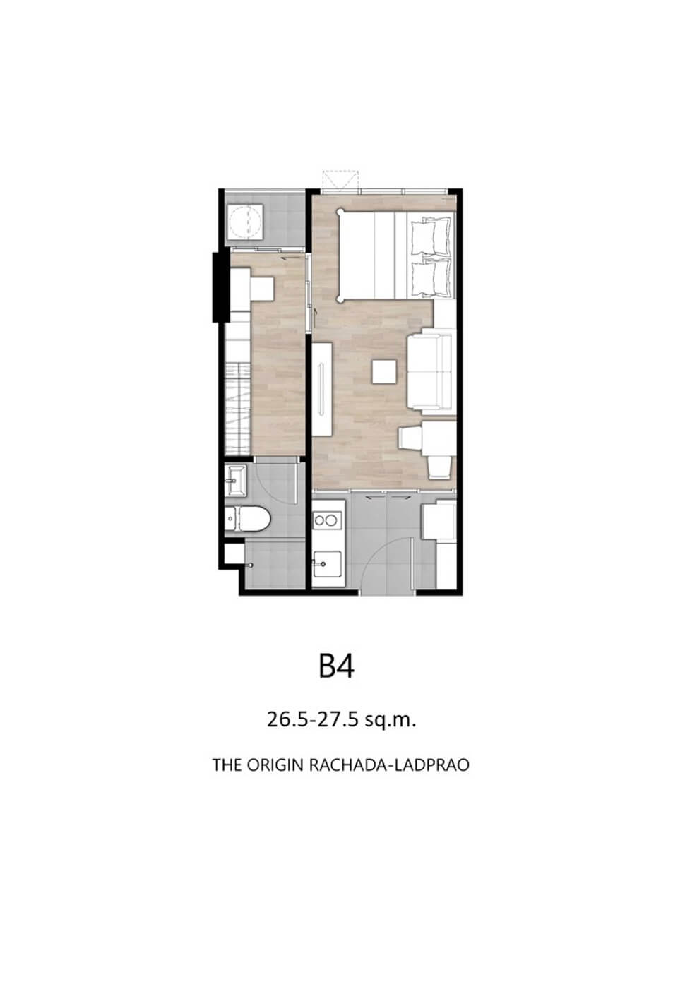 Review The Origin Ratchada Ladprao E.1 12