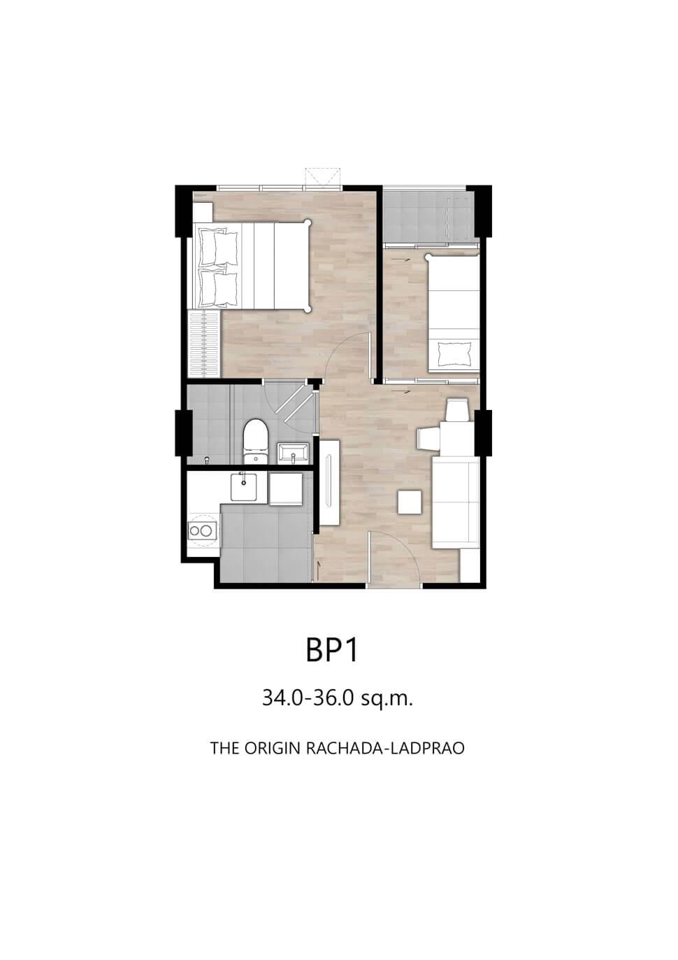 Review The Origin Ratchada Ladprao E.1 14