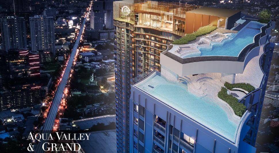 LIFE Ladprao Valley - ไลฟ์ ลาดพร้าว วัลเล่ย์ (PREVIEW)