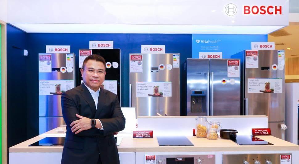 บีเอสเอช นำเครื่องใช้ไฟฟ้า  Bosch ร่วมกิจกรรมปรุงอาหารเมนูพิเศษโดย เชฟจอม