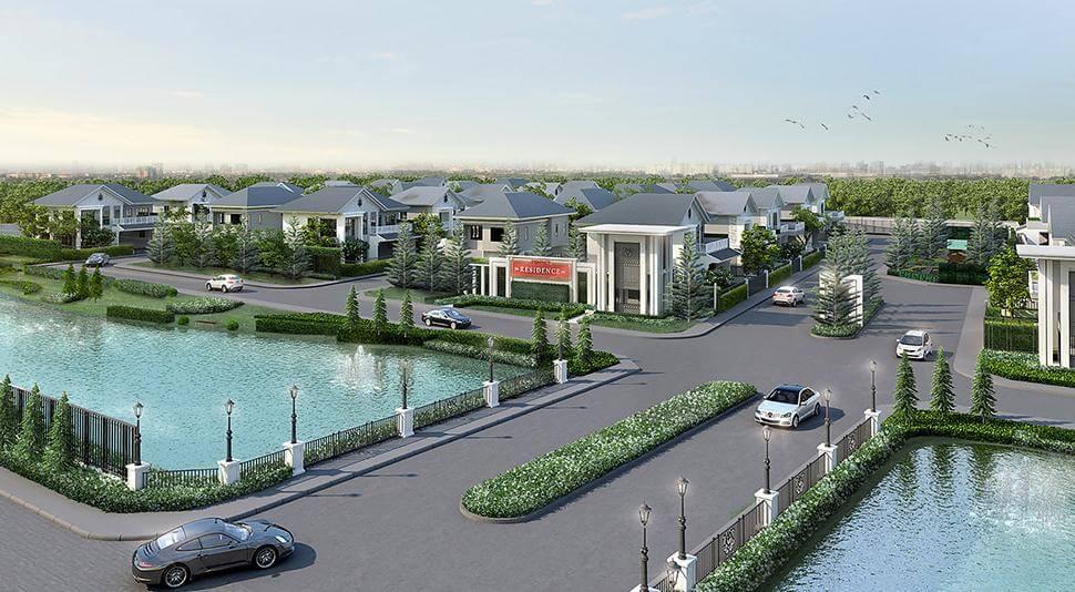 Perfect Residence Sukhumvit 77-Suvarnabhumi - เพอร์เฟค เรสซิเดนซ์ สุขุมวิท 77-สุวรรณภูมิ (PREVIEW)