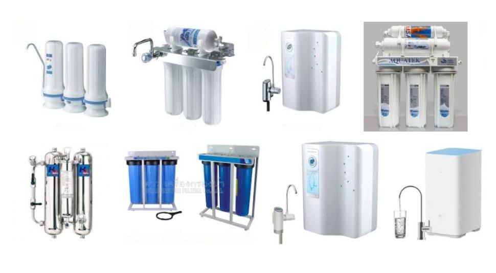 วิธีการเลือกเครื่องกรองน้ำ เพื่อนำมาใช้งานในบ้าน