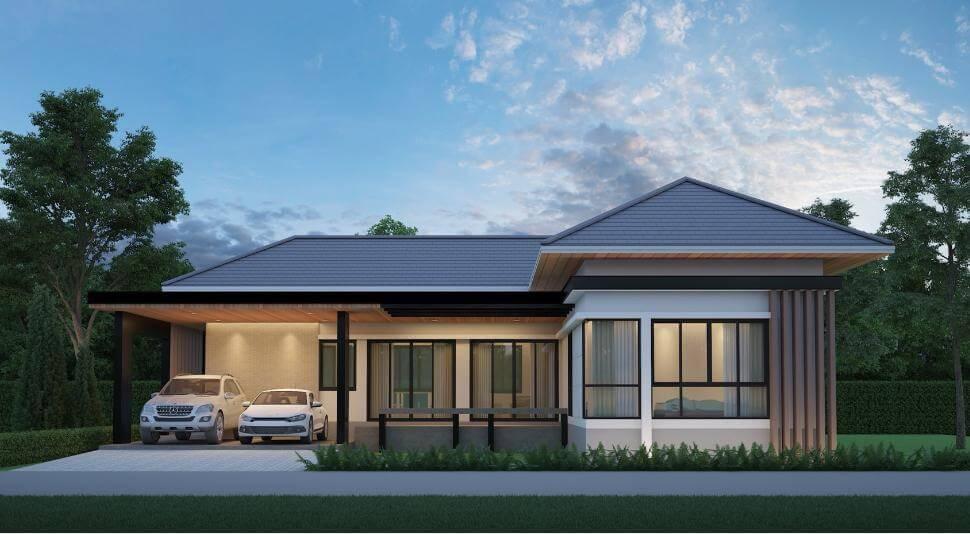 """""""รอแยลเฮ้าส์"""" ปรับกลยุทธ์ O2O รับ Insight ลูกค้ารับสร้างบ้านยุคใหม่ เปิดตัว 4 แบบบ้านใหม่ งาน Home Builder & Materials Expo 2018"""