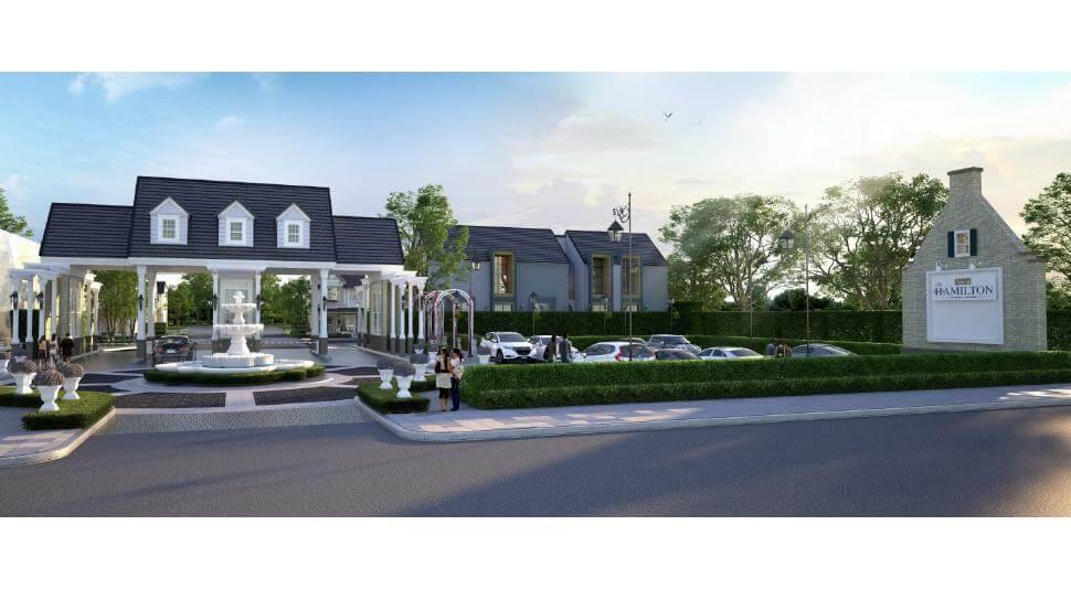 """ดี-แลนด์ฯ ชวนสัมผัสเสน่ห์แบบ English Cottage  เผยโฉมโครงการใหม่ """"บ้านดี เดอะแฮมิลตัน ชัยพฤกษ์-วงแหวน"""""""