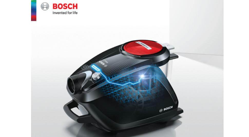 BSH พาไปรู้จักเทคโนโลยีเครื่องดูดฝุ่น Bosch  คลายข้อสงสัยเครื่องดูดฝุ่นดูดไม่สะอาดเหมือนตอนแรกที่ซื้อหรือไม่ ?
