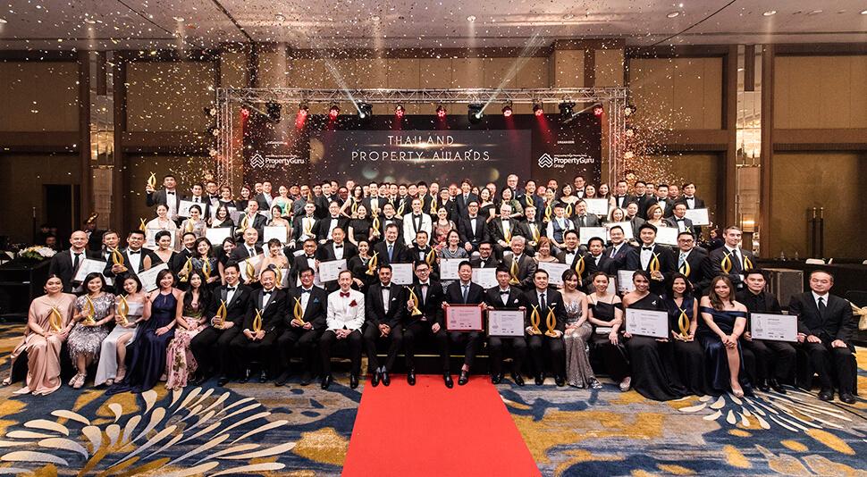 Enrich กับความสำเร็จที่เกิดจากความเข้าใจการอยู่อาศัยอย่างแท้จริง คว้ารางวัล Special Recognition for Design & Construction จากงาน Thailand Property Award 2018