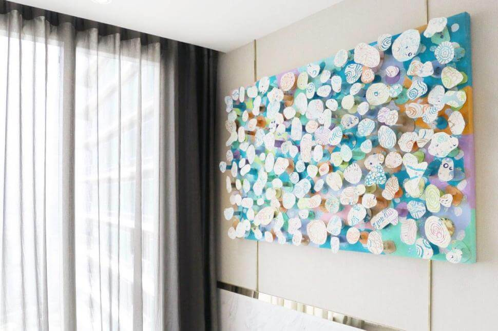 PENTHOUSE IS ART BY MENAM RESIDENCES
