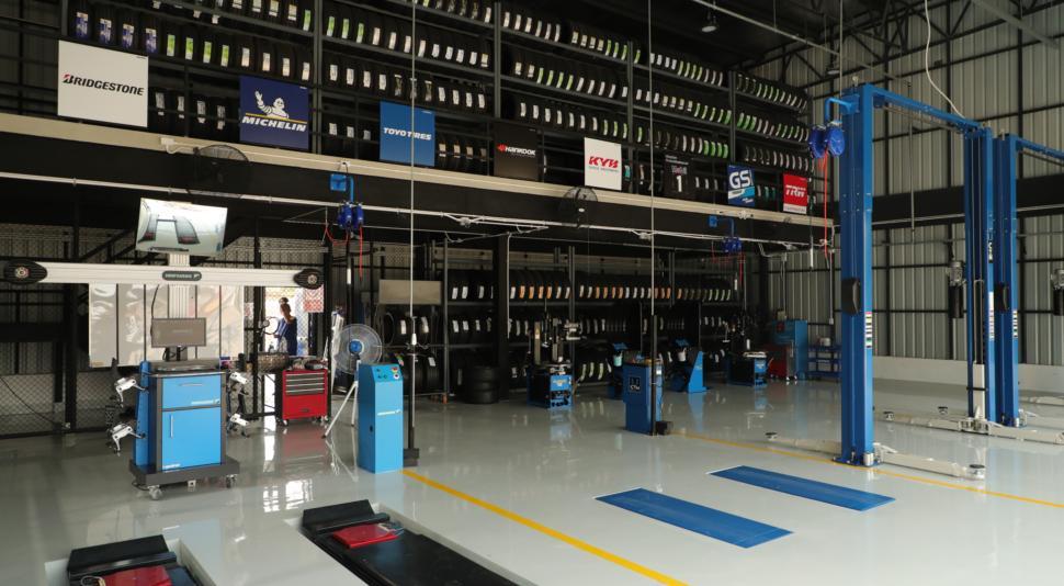 ไทวัสดุ บุกธุรกิจ ฟาสต์ฟิต (FAST FIT) เตรียมเปิดตัว ออโต้วัน (AUTO 1)