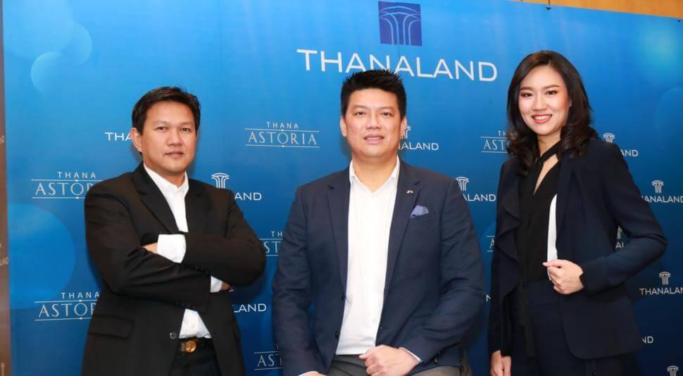 ธนาแลนด์ เปิดตัวทีมบริหารรุ่นใหม่ สานต่อปรัชญาสร้างที่อยู่อาศัยคุณภาพ พร้อมตั้งเป้าโตมากกว่า 10%