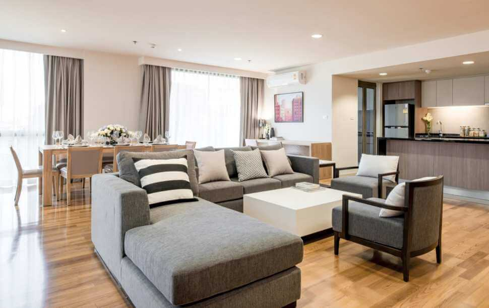 โอกาสในตลาดที่พักอาศัยให้เช่าใจกลางกรุงเทพฯ