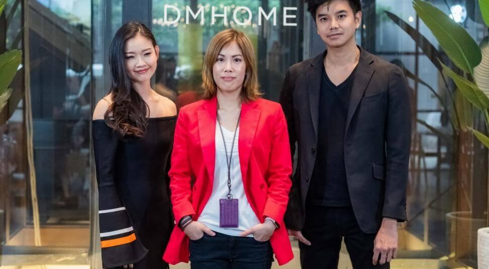"DMHOME จัดงานเวิร์กช็อป""Space, Style, Function & Personality""เพื่อบ่มเพาะนักออกแบบรุ่นใหม่ เติมพลังความคิดสร้างสรรค์และเตรียมพร้อมสู่โลกของการทำงานจริง"