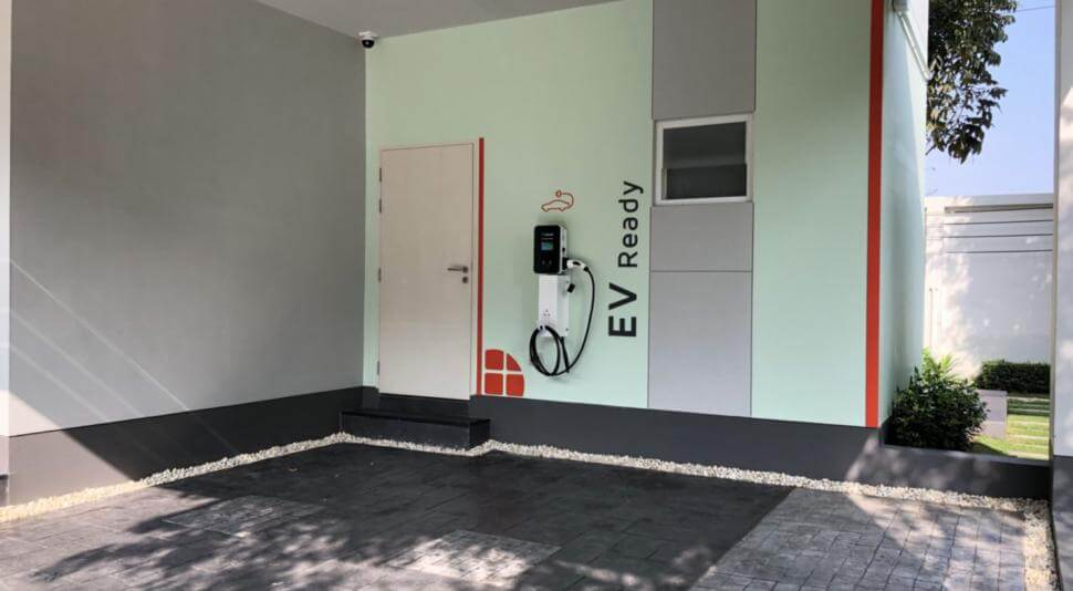 เสนา ขานรับนโยบายพลังงานสะอาด หนุนโซลาร์ทุกโครงการ ช่วยลูกบ้านลดค่าไฟได้อย่างมีประสิทธิภาพ ตั้งเป้าเป็นผู้นำพลังงานสะอาด 100%