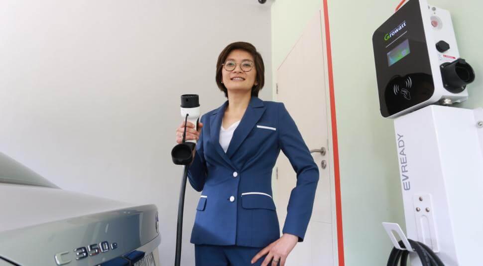 เสนาฯ ติดตั้งเครื่องชาร์จรถพลังงานไฟฟ้าภายใต้ชื่อ EV ready ตอบสนองไลฟ์สไตล์ผู้บริโภคยุคใหม่