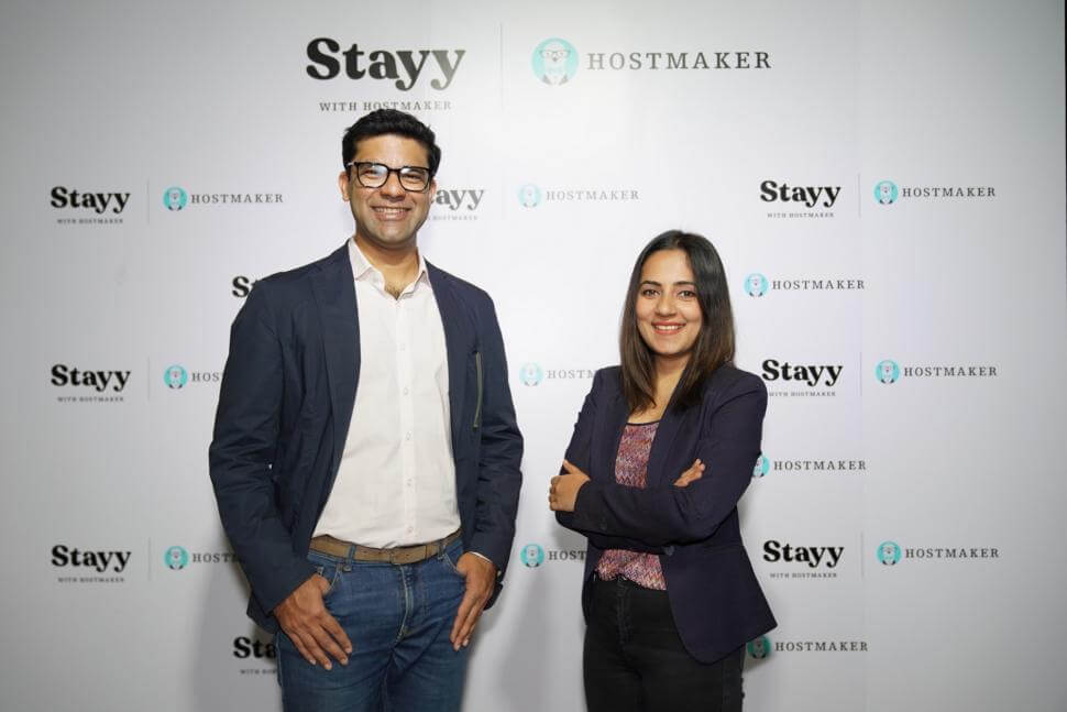 Stayy with Hostmaker