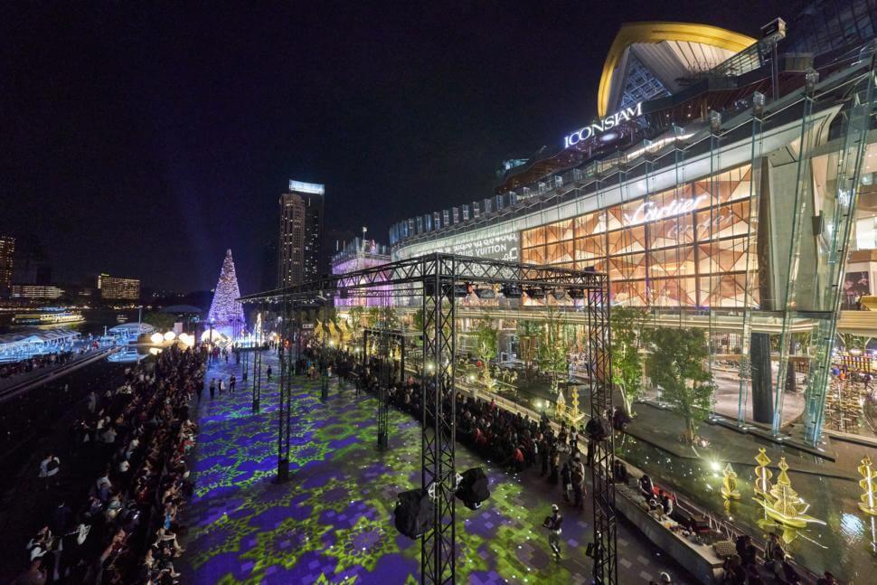 Bangkok Illumination at ICONSIAM