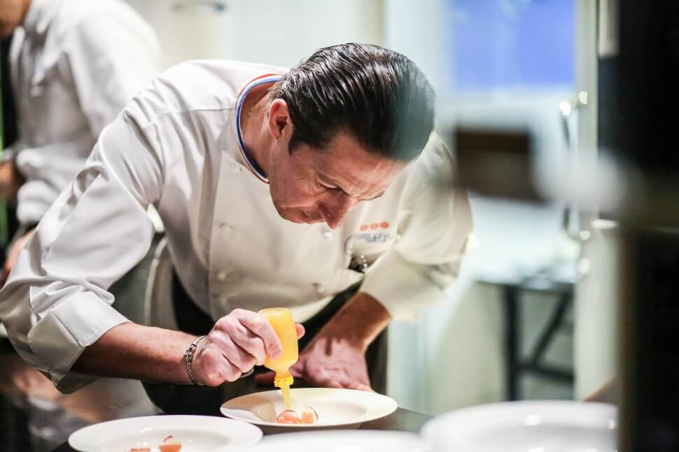 Michelin star The Ultimate Dining Experience