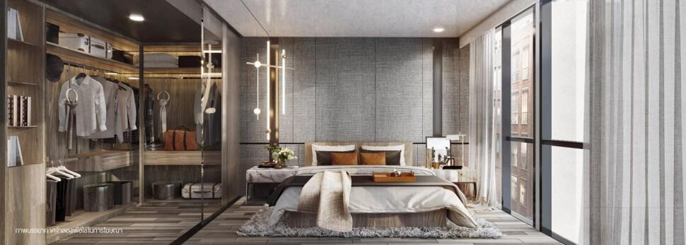 ห้อง 1 Bedroom คอนโด ลาดพร้าว 18  Philo Ladprao 18