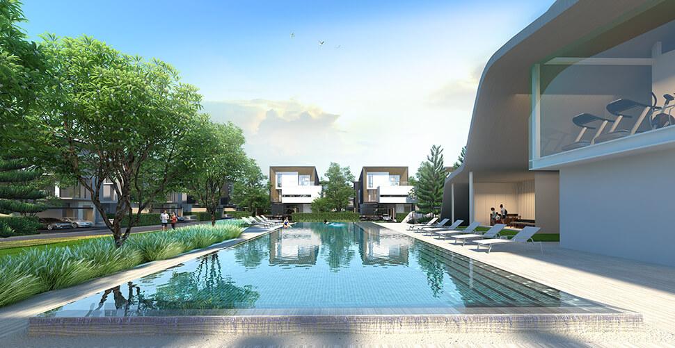โครงการบ้านเดี่ยว Nirvana BEYOND พระราม 9 กรุงเทพกรีฑา