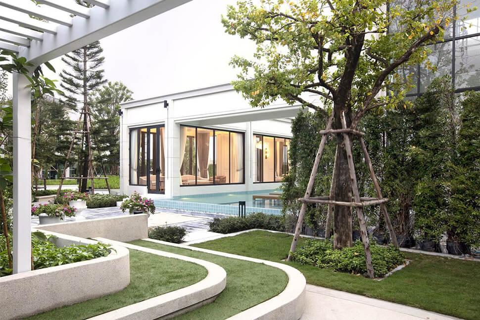 News 'เอพี ไทยแลนด์' เปิดตัว 'the Sonne ศรีนครินทร์ บางนา' บ้านแนวคิดใหม่ Luxury Duplex Home 3