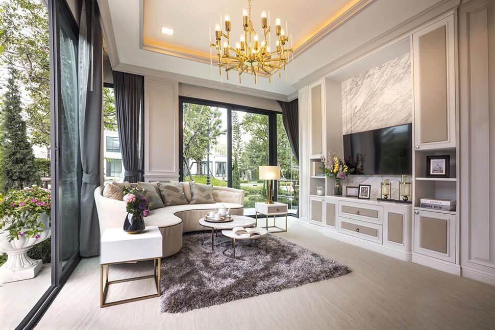 News 'เอพี ไทยแลนด์' เปิดตัว 'the Sonne ศรีนครินทร์ บางนา' บ้านแนวคิดใหม่ Luxury Duplex Home 4