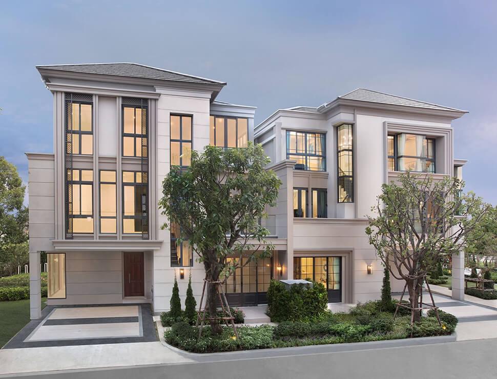 News 'เอพี ไทยแลนด์' เปิดตัว 'the Sonne ศรีนครินทร์ บางนา' บ้านแนวคิดใหม่ Luxury Duplex Home 6