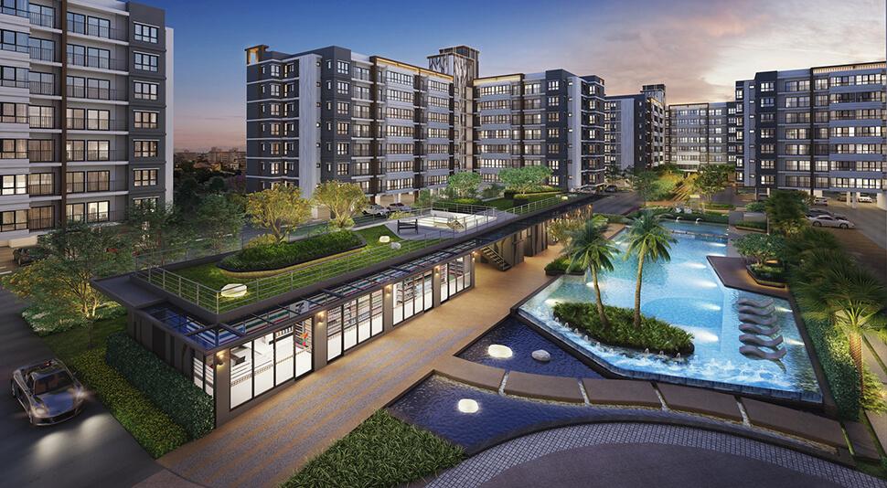 Review Supalai City Resort Sukhumvit 107 ศุภาลัย ซิตี้ รีสอร์ท สุขุมวิท 107 6