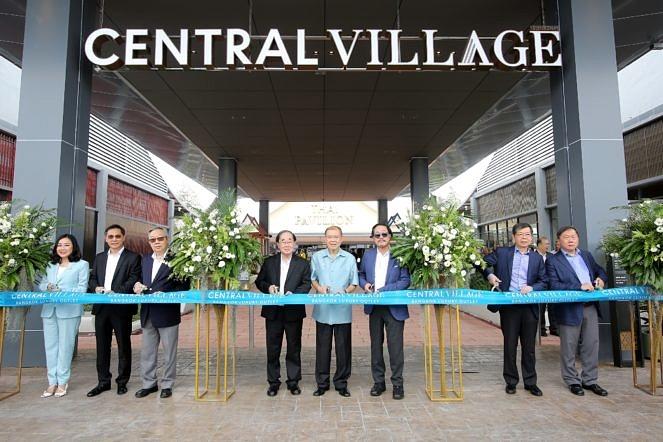 Central Village Open 7