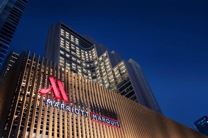 Bangkok Marriott Marquis Queen's Park 1
