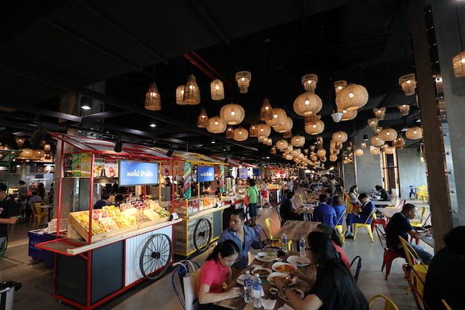 Mixt Chatuchak Food Court