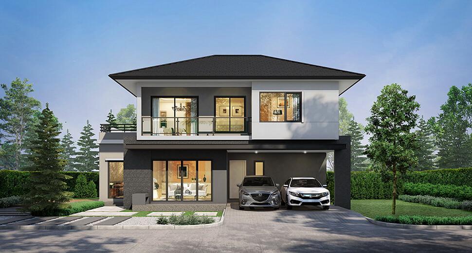News บ้านแนวคิดใหม่ บริทาเนีย เปิดตัว 5 โครงการใหม่ 4