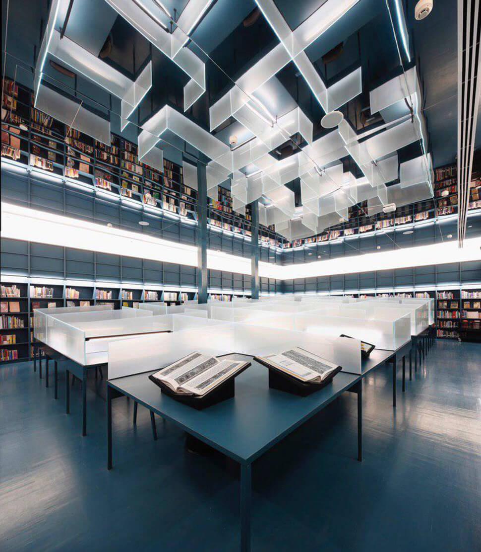 News เปิดห้องสมุดใหม่ สถาปัตย์ จุฬาฯ โดดเด่นทั้งดีไซน์และแนวคิด 11